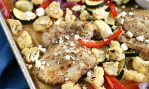 Greek Sheet Pan Chicken – Greek Recipes Chicken