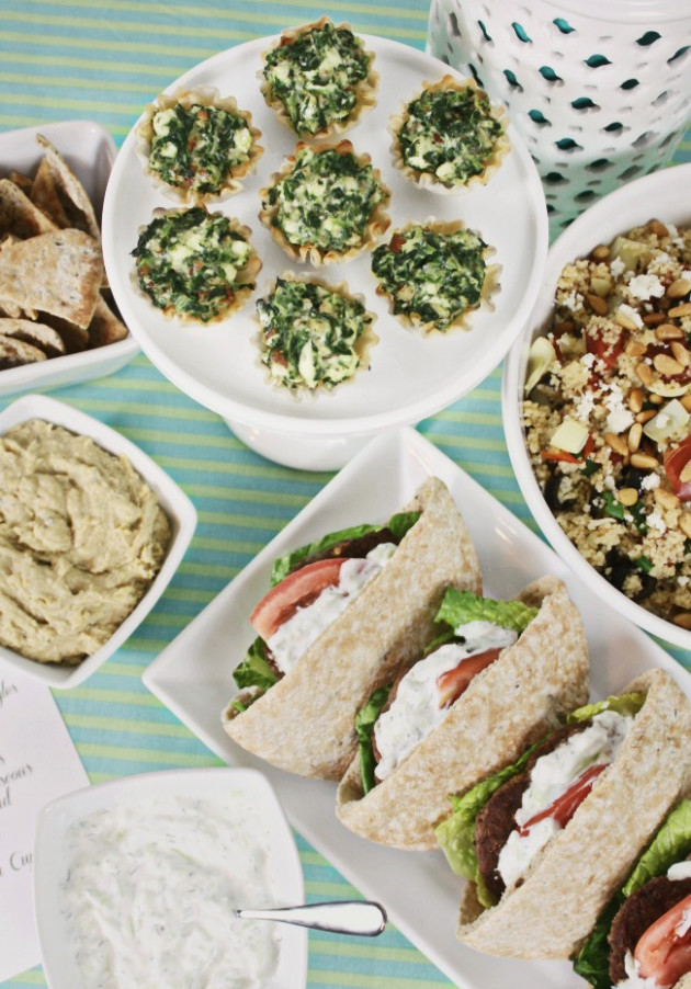Greek Themed Dinner Party - recipes greek dinner party