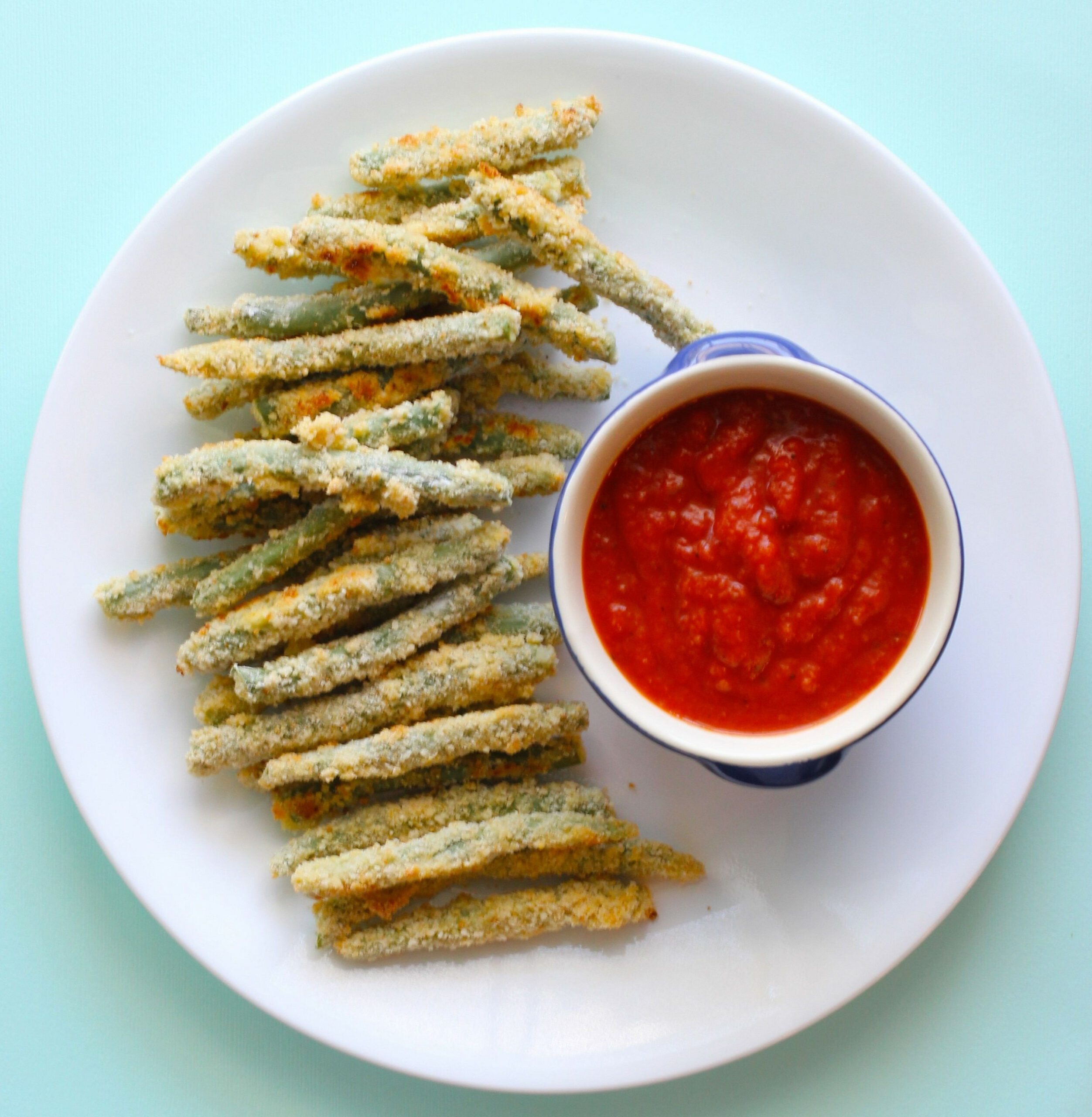 Green Bean Fries | Recipe | Side Dishes | Easy toddler ..