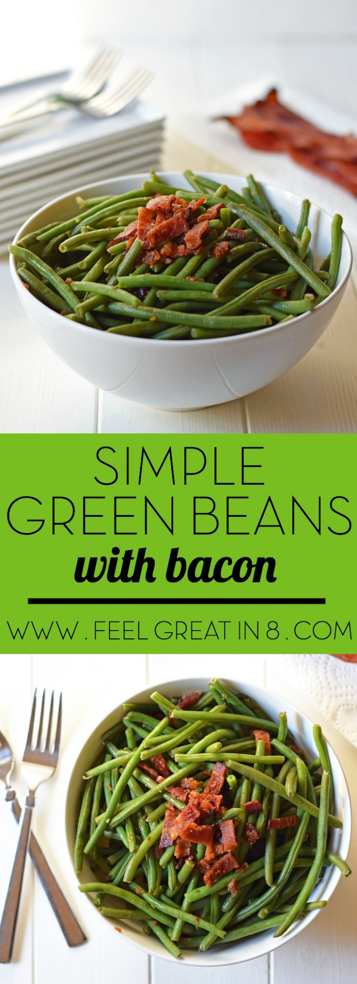 Green Beans With Bacon - recipes green beans healthy
