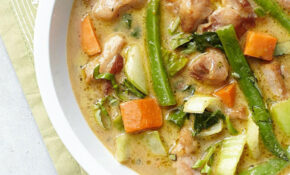 Green Chicken Curry Recipe – EatingWell – Curry Recipes Chicken
