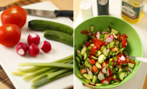 Green Salad – Recipes Lifestyle Food
