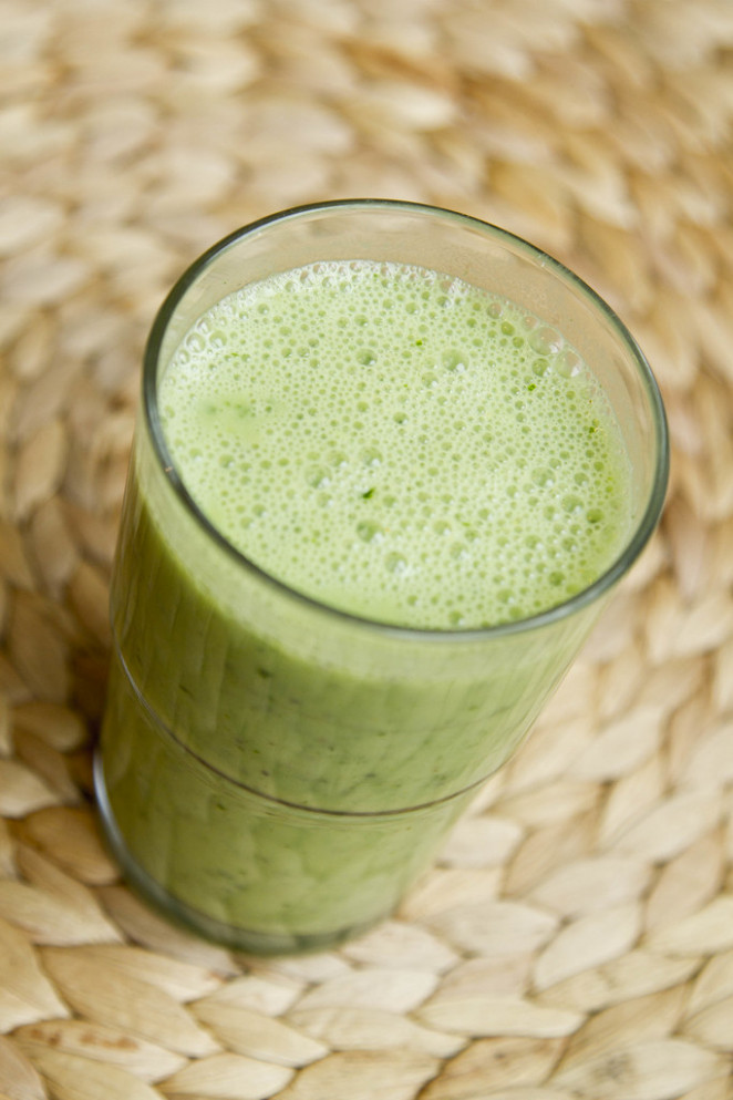 Green smoothie - smoothie recipes that are healthy