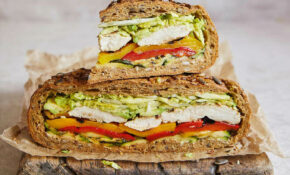 Griddled Chicken And Avo Sarnie – Healthy Recipes Jamie Oliver