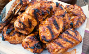 Grilled BBQ Turkey Tips – Grilled Food Recipes