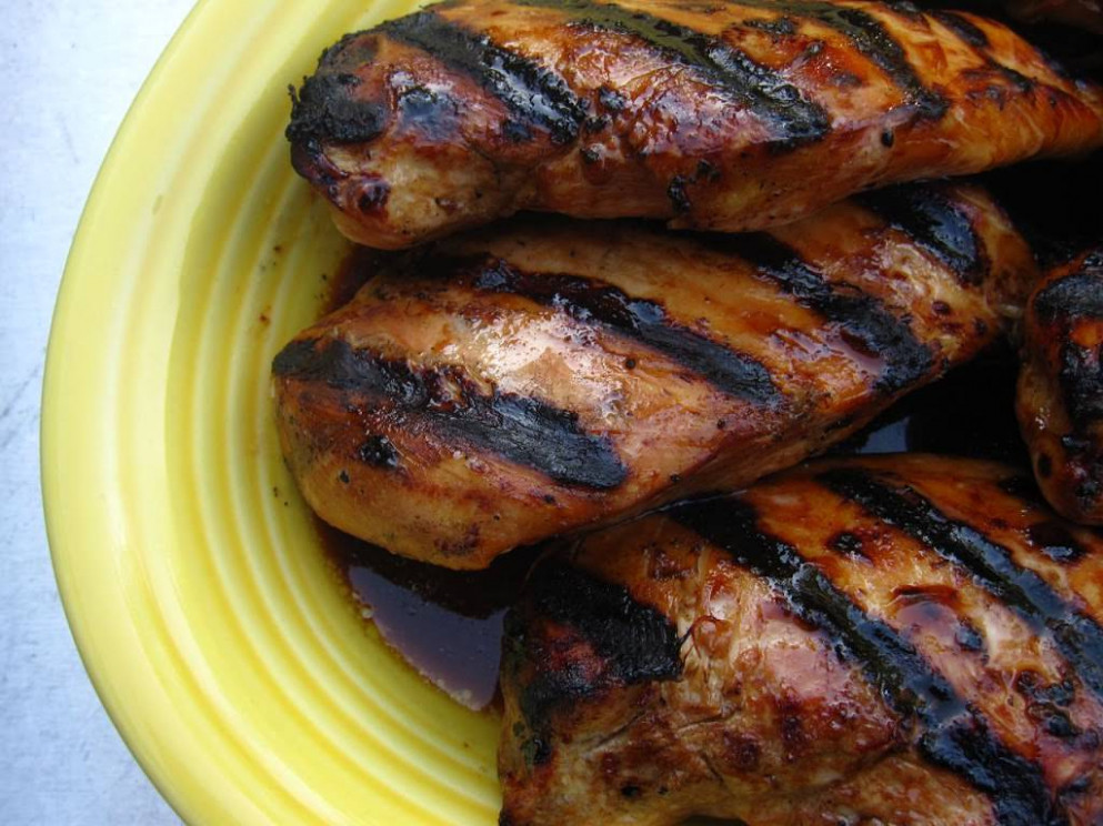 Grilled Boneless Skinless Chicken Breasts, Quick ..