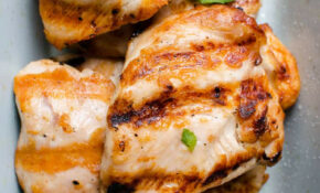 Grilled Chicken Breast (Video) – Video How To Grill Chicken ..