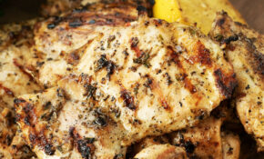 Grilled Chicken Thighs – Recipes Of Chicken Thighs