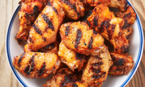 Grilled Chicken Wings – Barbecue Recipes Chicken