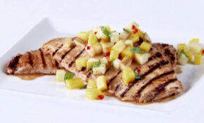 Grilled Chicken With Apple Mango Chutney Recipe | Giada De ..