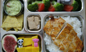 Grilled Chicken With Rice – Chicken Recipes For Kids