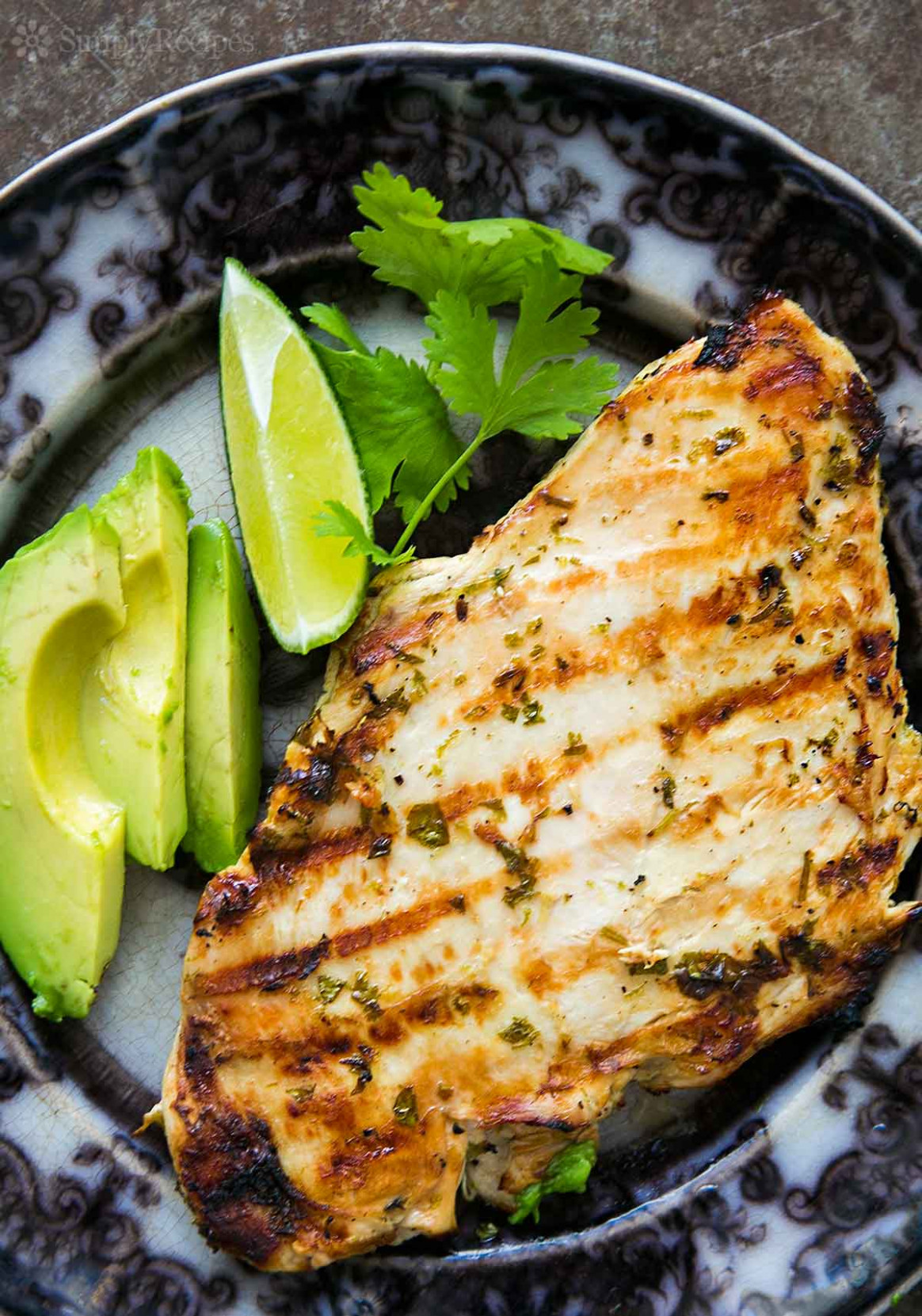 Grilled Cilantro Lime Chicken - recipes of grilled chicken