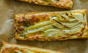 Grilled Fennel Tarts | Recipe | Make Me | Grilled Fennel ..