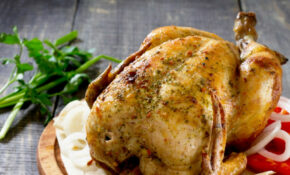 Grilled Five Spice Chicken Recipe   Epicurious