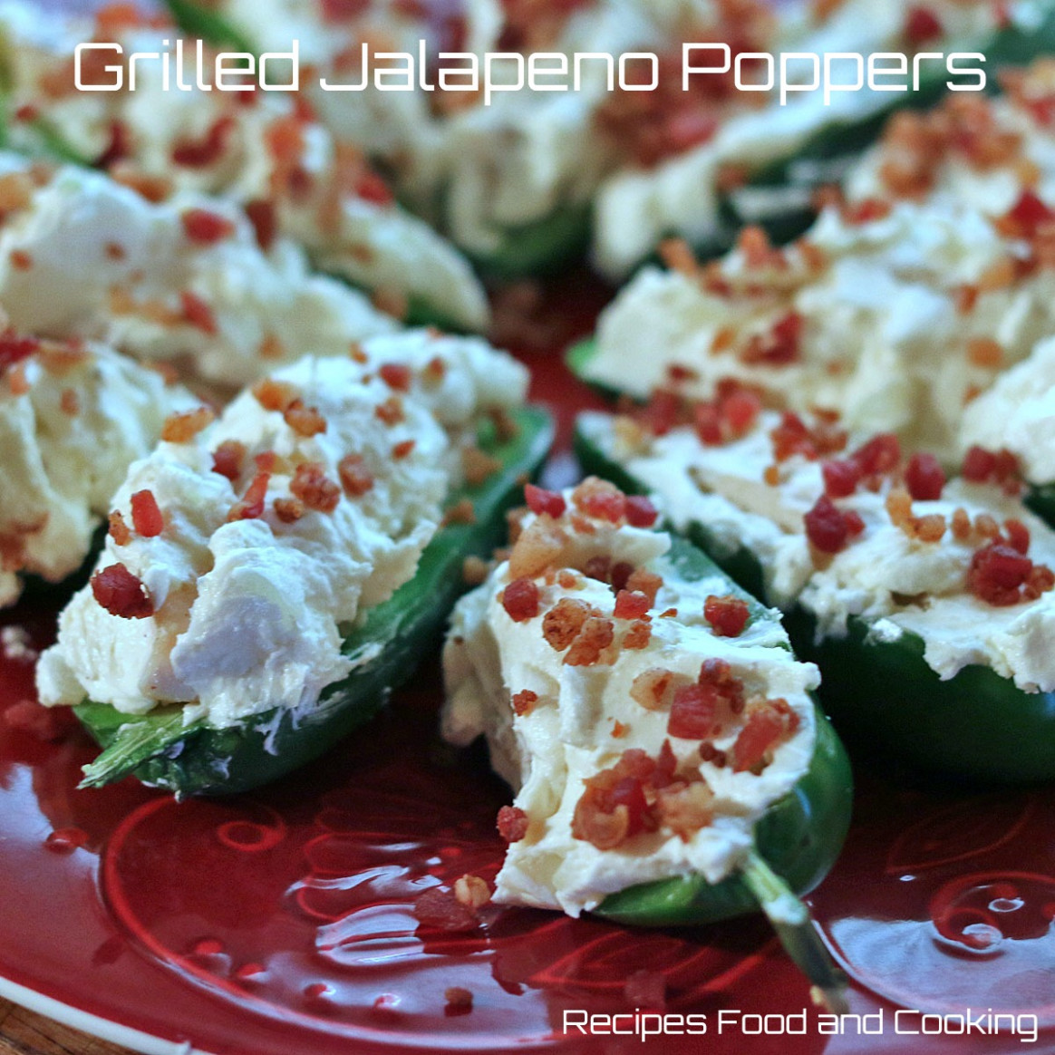 Grilled Jalapeno Chicken Poppers - chicken recipes jalapeno peppers