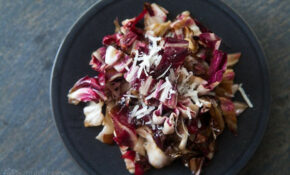 Grilled Radicchio Salad Recipe | SimplyRecipes