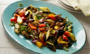 Grilled Ratatouille Recipe | Bobby Flay | Food Network – Food Network Zucchini Recipes
