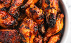 Grilled Spicy Soy Chicken Wings – Recipes Grilled Chicken Wings