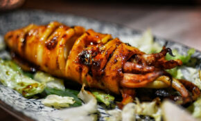 Grilled Squid  Indonesian Food | Let's Eat : Indonesian ..