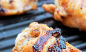Grilled Sriracha Chicken Wings – Creole Contessa – George Foreman Recipes Chicken
