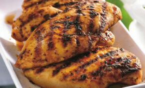 Grilled Taco-Spiced Chicken