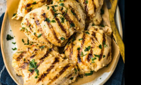 Grilled Yogurt Marinated Chicken Thighs – Recipes Grilled Chicken Thighs