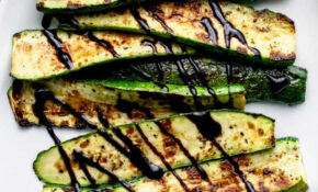 Grilled Zucchini – Healthy Seasonal Recipes – Healthy Zucchini Recipes