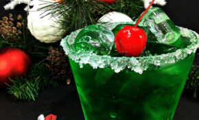 Grinch Cocktail – The Keeper Of The Cheerios – Food Recipes Ideas