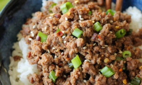 ground beef one dish meals