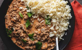 Ground Beef Stroganoff • Low Carb With Jennifer – Recipes With Ground Beef Healthy