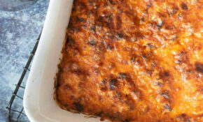 Ground Chicken Casserole – Chicken Recipes Casserole