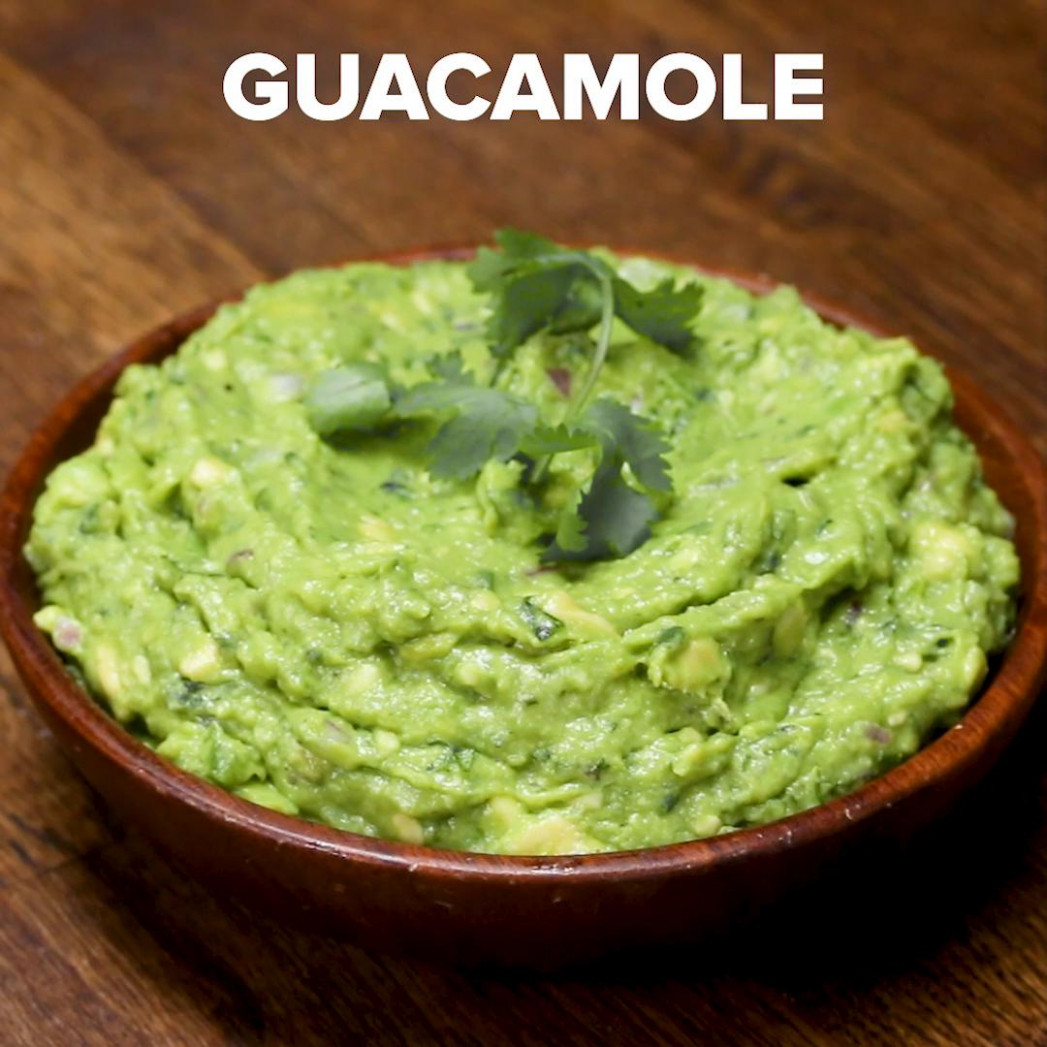 Guacamole Recipe by Tasty - recipes vegetarian keto