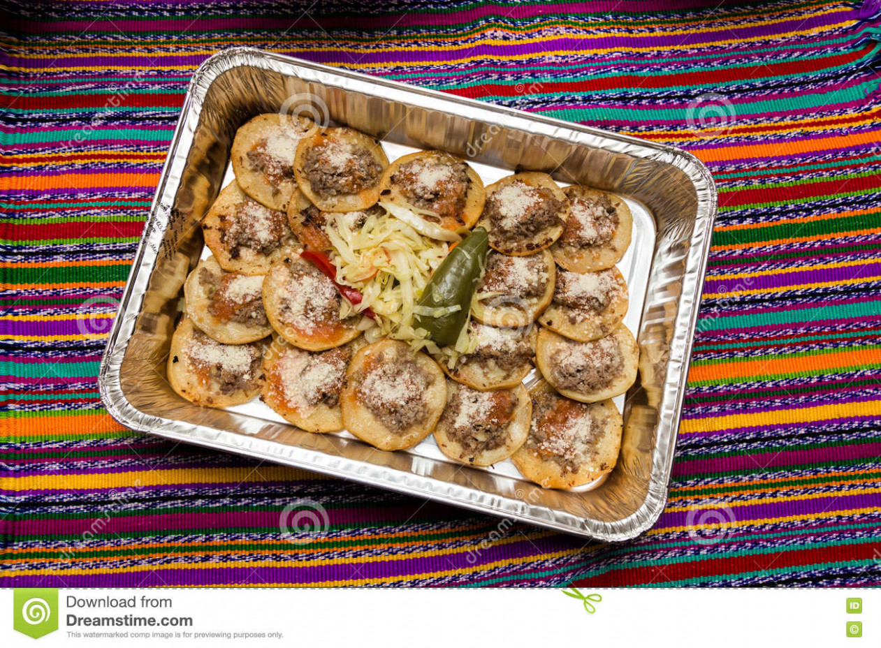 Guatemalan Food stock photo. Image of beef, typical ..