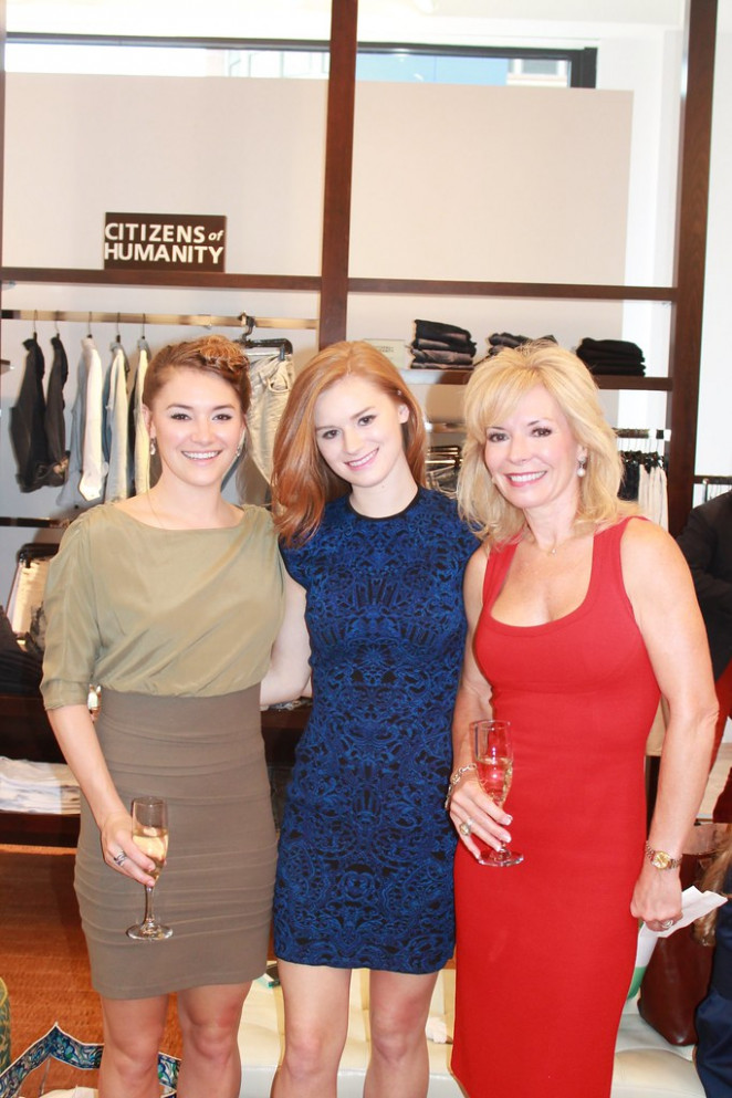Guests at Dress for Dinner, Season V: The Fashion Gene Awards at Tootsies - recipes dinner guests