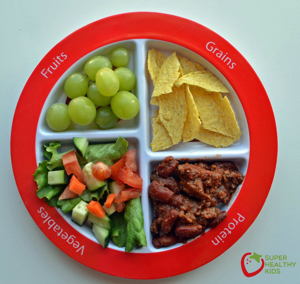 Guide to Toddler Portion Sizes - Super Healthy Kids - toddler recipes dinner