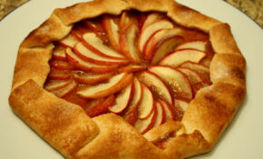 Guilt Free Caramel Apple Pie Tart – WallFoods – Healthy Recipes Using Apples
