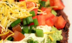 Guilt Free, Healthy 7 Layer Bean Dip – The Picky Eater – Healthy Food Recipes
