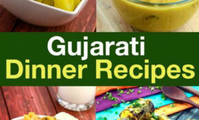 Gujarati Dinner Recipes