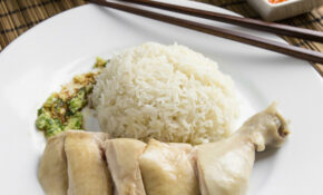 Hainanese Chicken Rice Recipe 海南雞飯 – NomRecipes