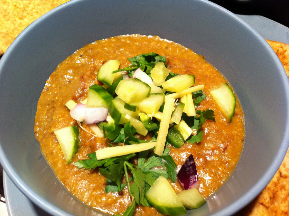 Haleem (melted Meat In A Lentil Curry) - Recipes Pakistani Food