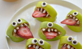 Halloween Recipes – Monster Treats – The 36th AVENUE – Food Recipes Halloween
