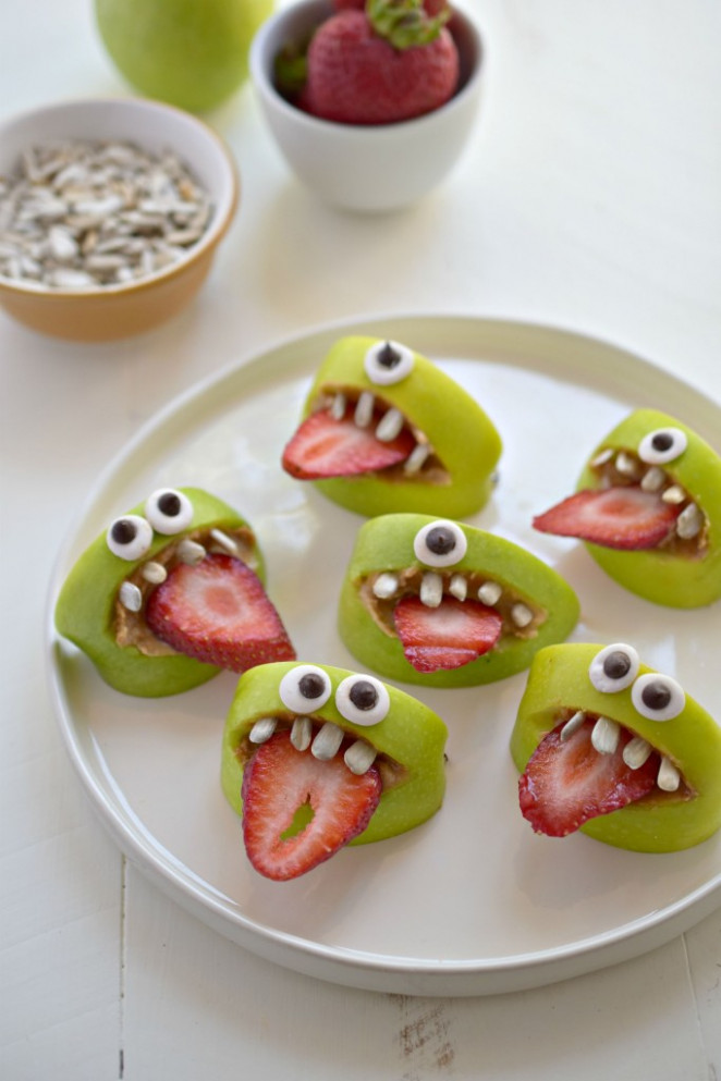 Halloween Recipes - Monster Treats - The 36th AVENUE - food recipes halloween