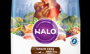 Halo Holistic Grain Free Surf and Turf Recipe for Adult Dogs ...