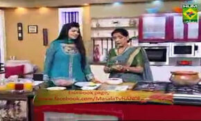 Handi- Chicken Makhni Handi Recipe by Zubaida Tariq Masala TV 12 May 12