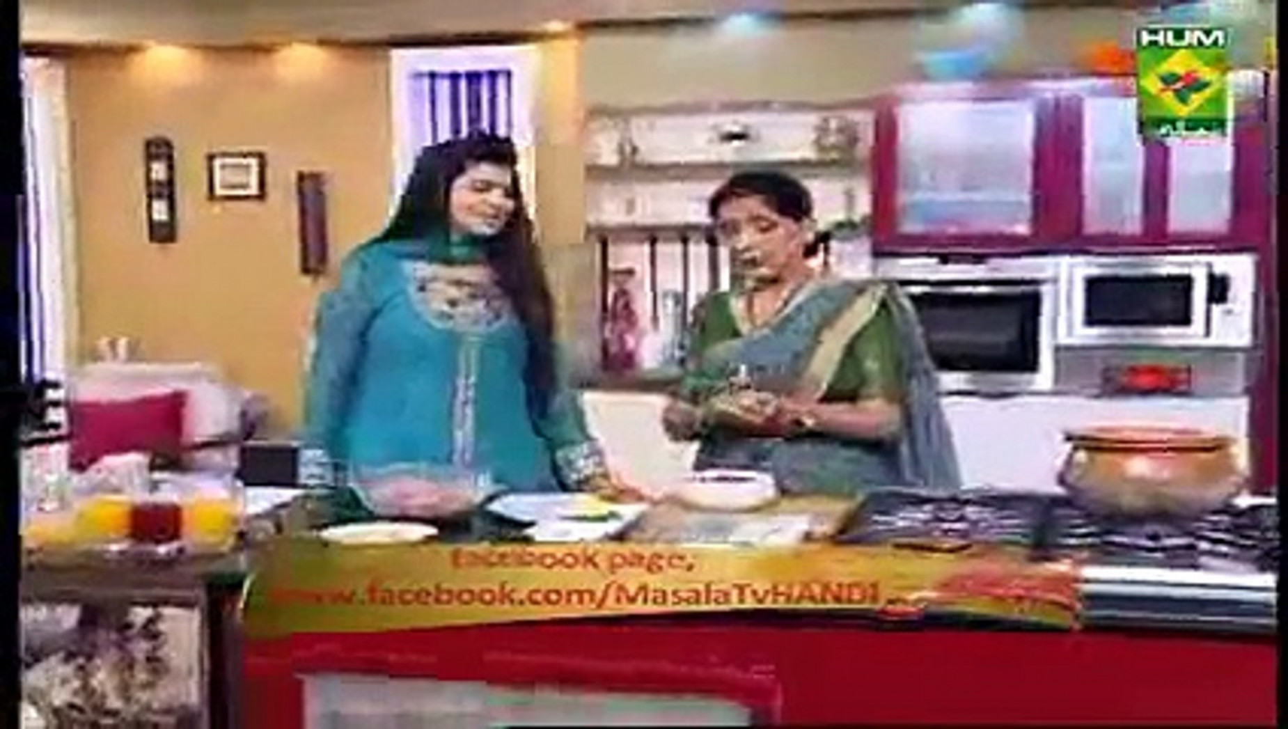 Handi- Chicken Makhni Handi Recipe by Zubaida Tariq Masala TV 12 May 12 - chicken recipes zubaida tariq