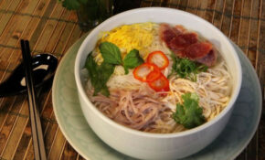 Hanoi Chicken And Vermicelli Noodle Soup | Asian Food Channel – Vermicelli Noodle Recipes Chicken