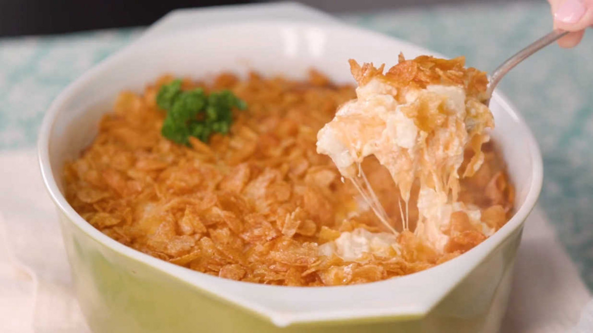 Hashbrown Casserole Recipe - Southern Living - dinner recipes using frozen hash browns