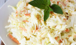 Hawaiian Coleslaw VIDEO | Salty Side Dish – Pineapple Recipes Dinner