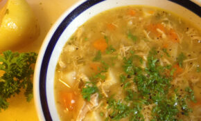 Heal All Chicken Soup Recipe | Cauldrons And Cupcakes – Recipes Using Chicken Broth