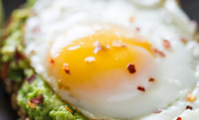 Healthy 13 Minute Avocado Toast – Egg Recipes Dinner Healthy